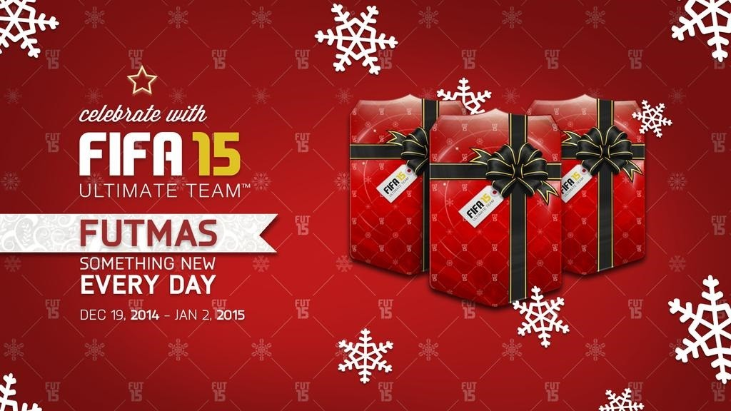 FIFA 15 Ultimate Team Christmas Promotion - Feature 15 Days