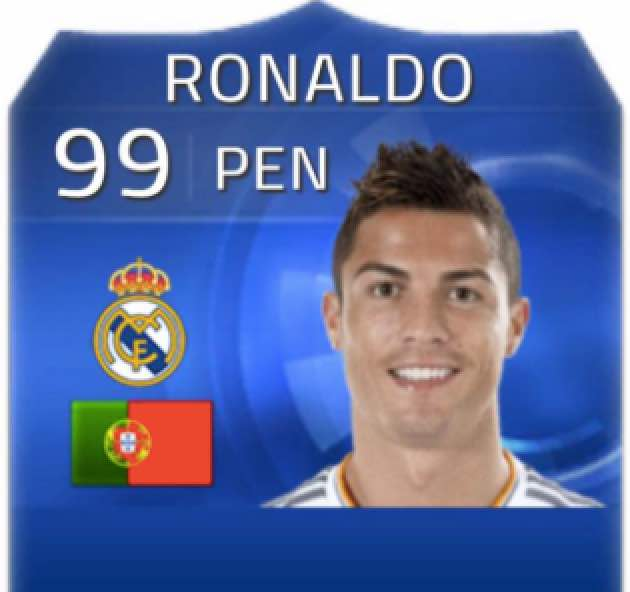 前锋1  Best Strikers For FUT Of Ronaldo And Messi