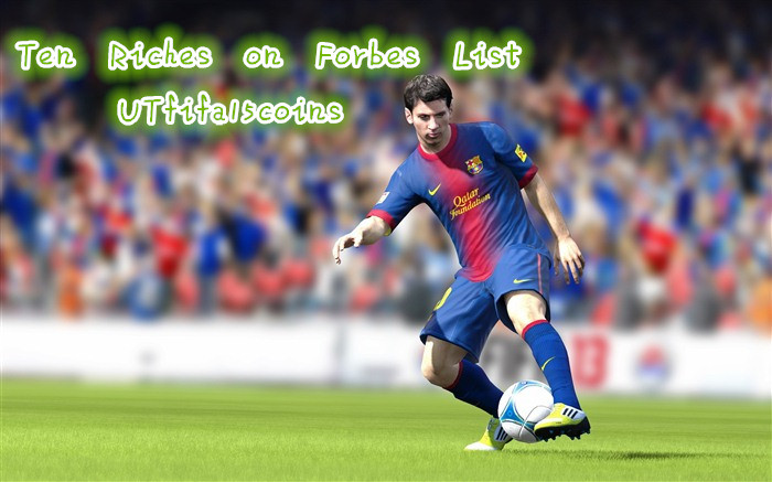 3_副本 Premier League Ten Riches on Forbes List From FIFA 15
