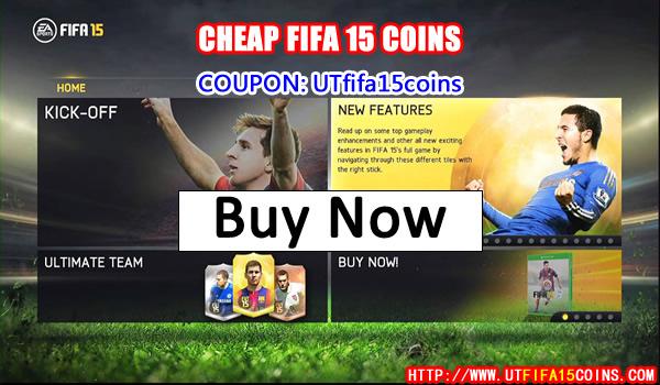 BUY fifa 15 coins coupon